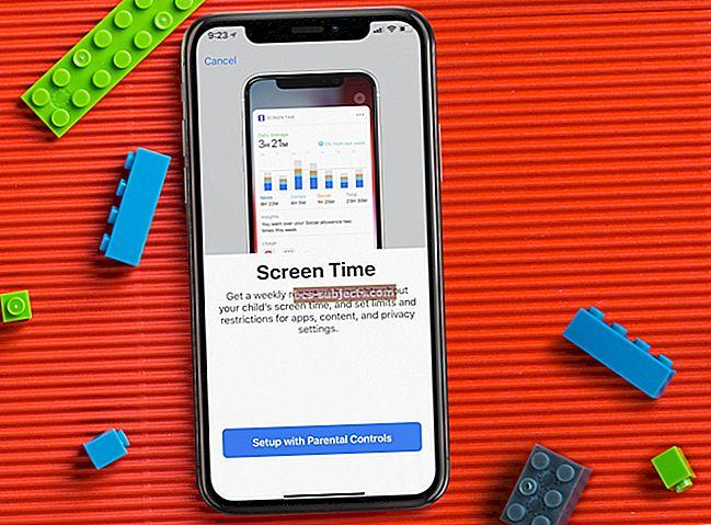 كيفية استخدام Screen Time مع حساب مشاركة العائلة الخاص بك