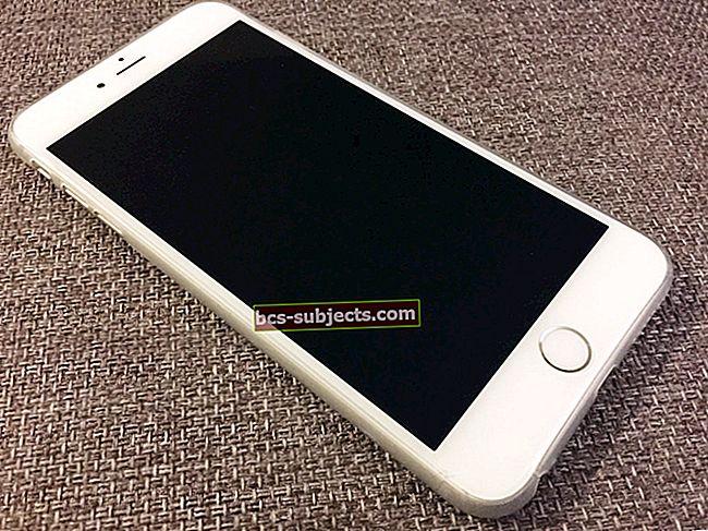 Na mém iPadu, iPhonu nebo iPodu Touch žádná aplikace FaceTime