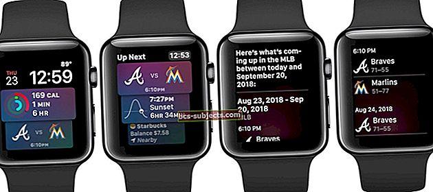 كيفية استخدام Siri Raise للتحدث في watchOS 5