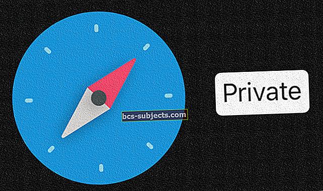 كيفية استخدام التصفح الخاص في Safari على Mac أو iPhone أو iPad