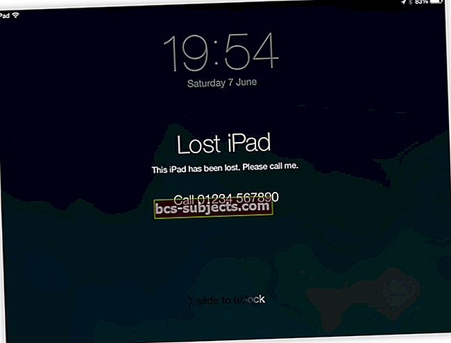 الوضع المفقود لنظام iOS: كيفية استخدامه للعثور على جهاز iPad أو iPhone