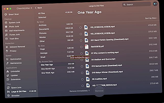 Como encontrar e excluir arquivos duplicados em seu Mac