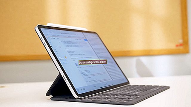 Usar um iPhone ou iPad sem toque? Como usar o acesso total ao teclado para fazer exatamente isso