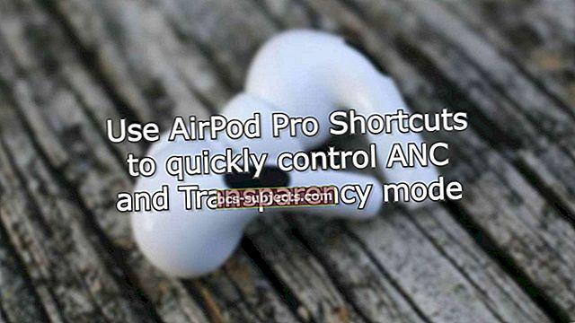 Os novos AirPods Pro são à prova d'água?