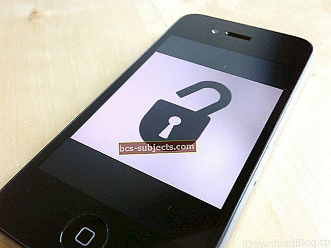 Kuidas ma tean, kas mu iPhone on lukustamata?