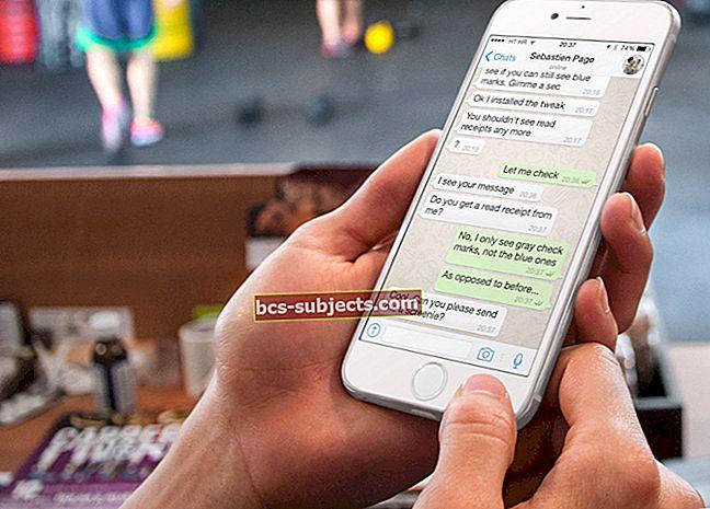 Jak povolit nebo zakázat potvrzení o přečtení pro vaše Apple Watch
