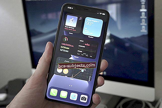 Využijte své widgety pro iPhone na maximum