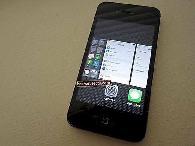iOS 7 Lag trên iPhone 4