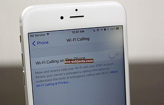 FaceTime pro Mac: Nelze se přihlásit