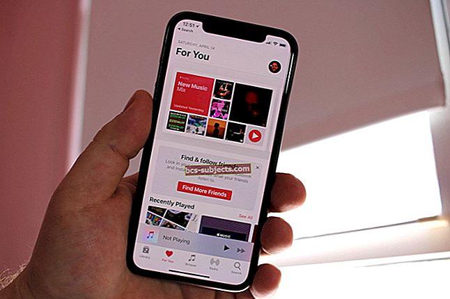 Kuidas parandada Apple Musicut, mis ei tööta iPhone'is / iPadis