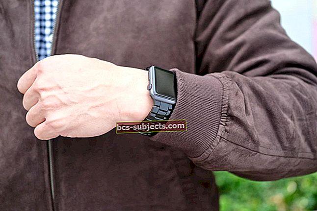 Roostevabast terasest või anodeeritud alumiiniumist Apple Watch? Kumb on parem osta?