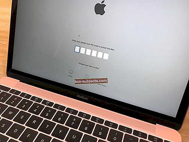 Leidke oma iCloudi konto abil Minu iPhone, iPad või Mac