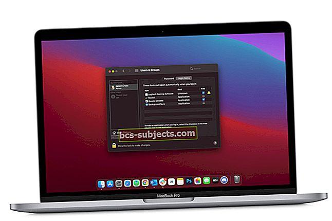 "Mac: ما هو التخزين ""الآخر"" وكيفية إزالته"