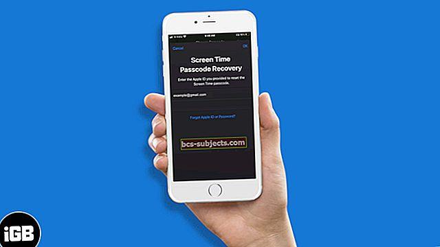 Zapomněli jste heslo pro iPhone / iPad? Jak resetovat přístupový kód