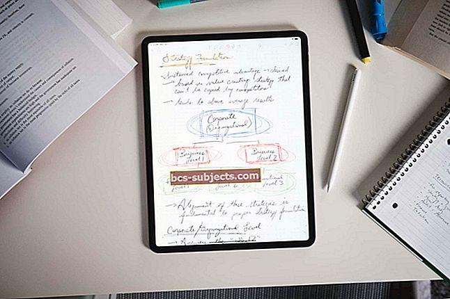 أفضل تطبيقات ملاحظات الكتابة اليدوية لجهاز iPad Pro الجديد