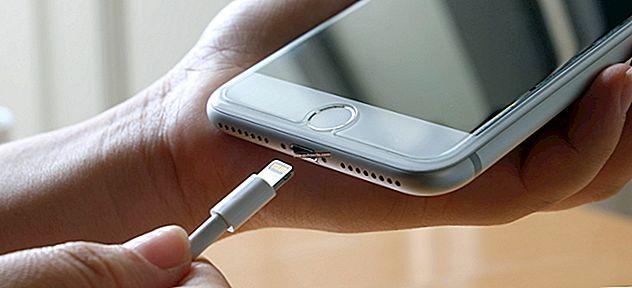 Minu iPhone ei lülitu sisse, kuidas surnud seadet parandada