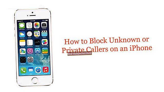 Kuinka estää tuntemattomat numerot ja robocallit iPhonellasi