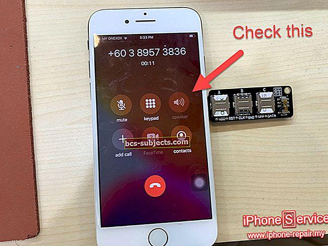 Bluetooth ei toimi iPhone 5: ssä