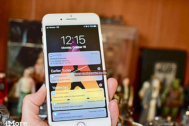 iPhone ei käytä tiettyjä sivustoja, ohjeita