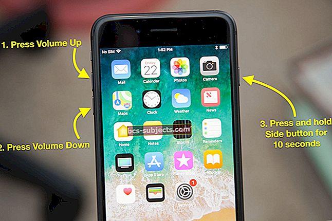 iPhone mājas poga vai strāvas poga ir salauzta, kā restartēt
