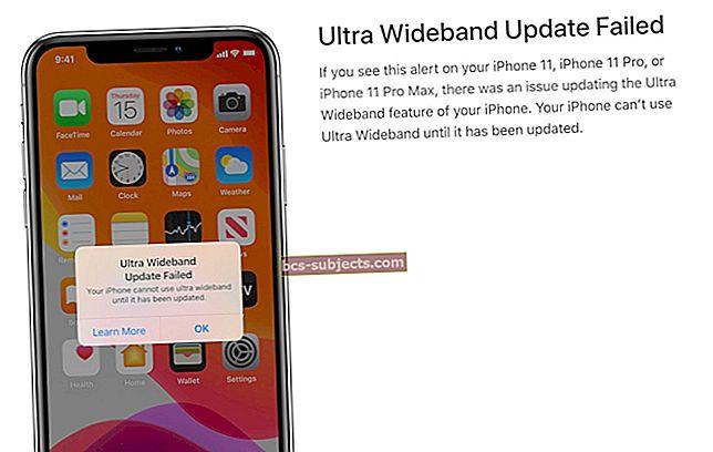 O iTunes não reconhece o iPhone 11, XR ou XS no Windows?