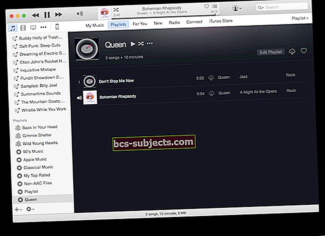 Jak používat a vytvářet inteligentní seznamy skladeb v iTunes a vašem iPhone
