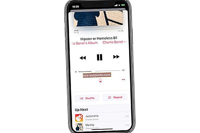 Kuidas korrata või segada lugusid rakenduses Muusika iOS 13-s