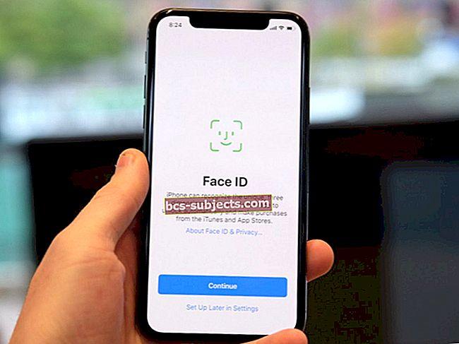 Jak opravit FaceTime v iOS 10