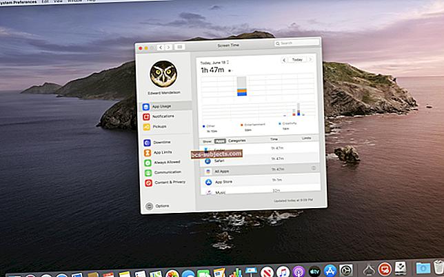 Jak zvětšit velikost systémového písma na MacBooku