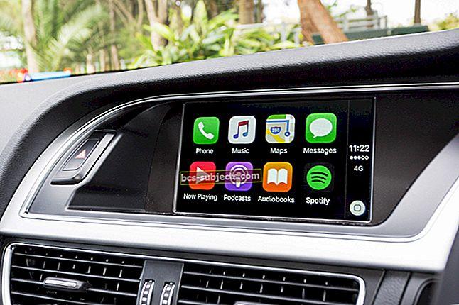 Možnosti Apple CarPlay pro starší vozidla?