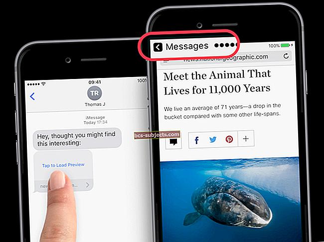 iMessage لا يعمل على نظام iOS 10 ، كيفية الإصلاح