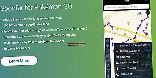 iOS: GPS không hoạt động trên iPhone / iPad