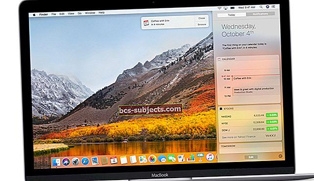 Como personalizar sua central de notificações no macOS