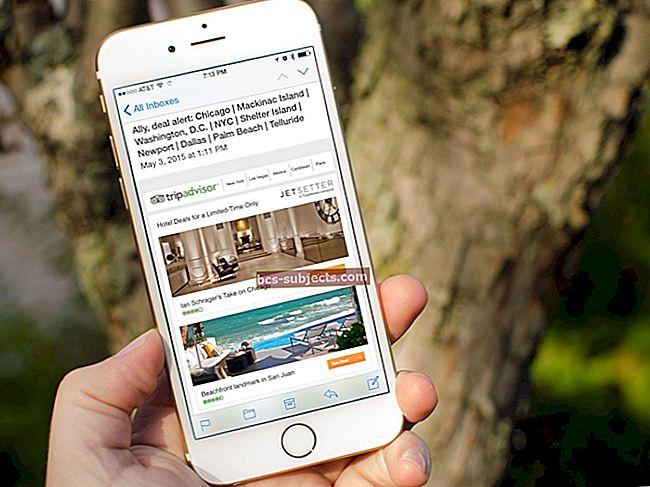 Como salvar um e-mail como PDF no seu iPhone e iPad