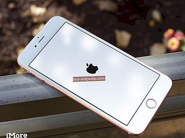 IPhone 6 tõrkeotsing