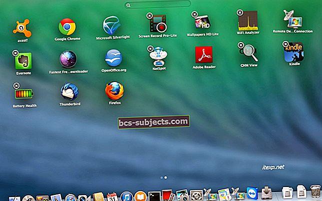 نظام التشغيل Mac OS X: كيفية تثبيت التطبيقات وتحديثها وإلغاء تثبيتها