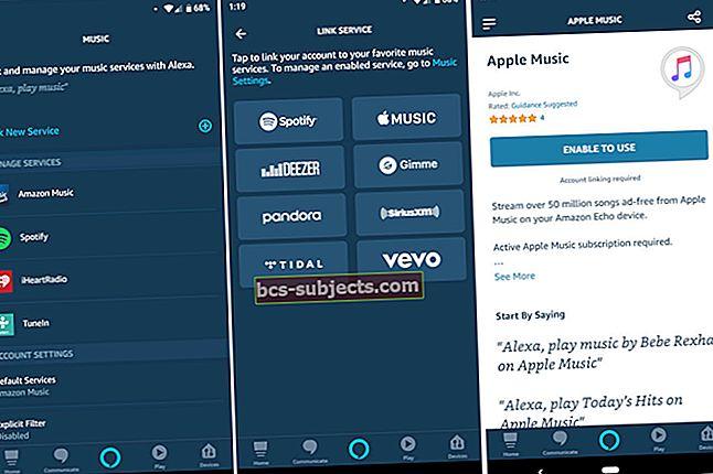 Kuidas seadistada ja kasutada Apple Musicut