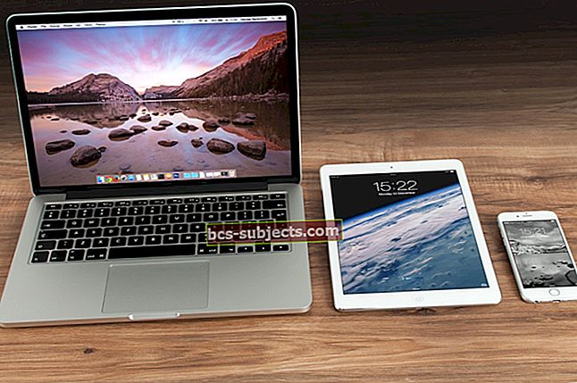 كيفية التقاط لقطة شاشة على جهاز iPhone أو iPad