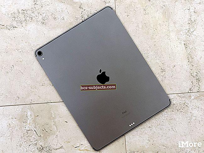 كيفية نقل خطة خلوية من جهاز iPad إلى آخر