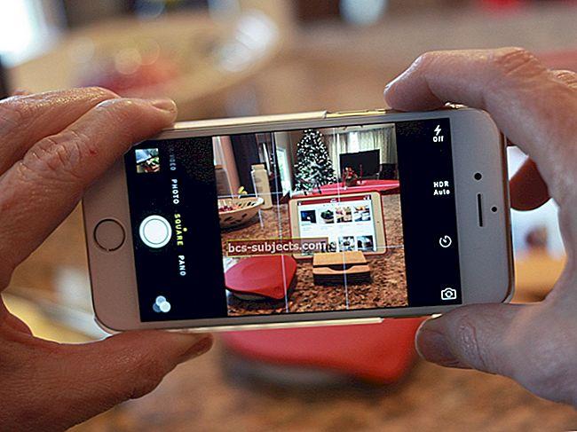 10 ميزات مخفية لجهاز iPhone X