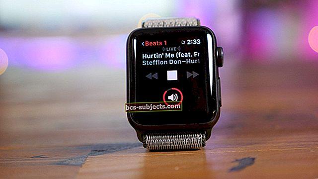 كيفية استخدام ميزات FaceTime الصوتية على Apple Watch