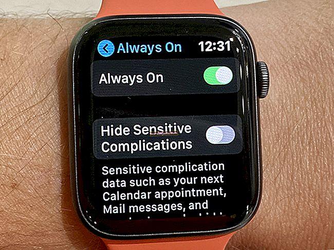 كيفية إصلاح تطبيق مجمّد على Apple Watch
