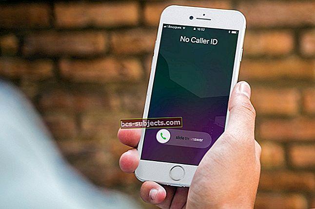 كيفية إخفاء معرف المتصل الخاص بك عند إجراء مكالمات على iPhone