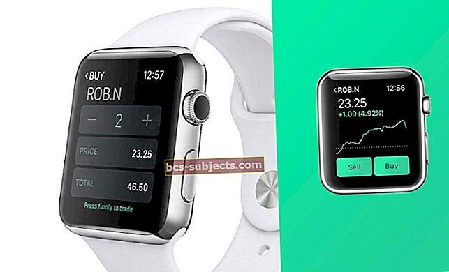 كيفية إدارة الإخطارات على Apple Watch