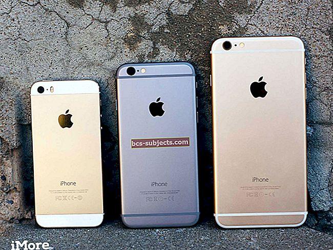 iPhone SE مقابل iPhone 6s Plus؟ أي واحد يجب عليك شراء